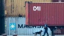 Половин тон кокаин в контейнер с рибено масло заловиха в Барселона