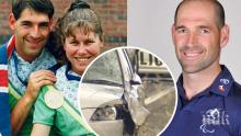 ШОК! Кола блъсна и уби петкратен параолимпийски шампион