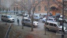 Двама убити и трима ранени при стрелба в колеж в Благовещенск (ВИДЕО)