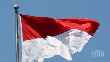 Студент се взриви в полицейско управление в Индонезия