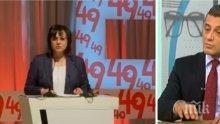 БОРБИТЕ В БСП! Красимир Янков удари Нинова: Ръководството трябва да се оттегли, тъй като хората не ни подкрепят и не ни виждат като алтернатива