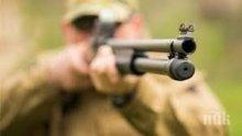 Простреляха домашно куче със законно оръжие