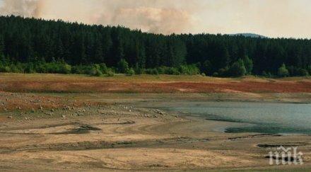 НЕЧУВАНО: Свързват два язовира, за да спасят Перник от водната криза
