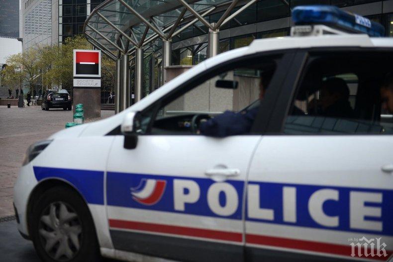 Франция обвини двама за планиран атентат срещу Макрон
