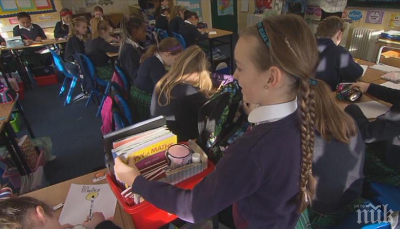 УЧИЛИЩЕ МЕЧТА: В това школо не дават домашни, а карат децата единствено да гледат новините
