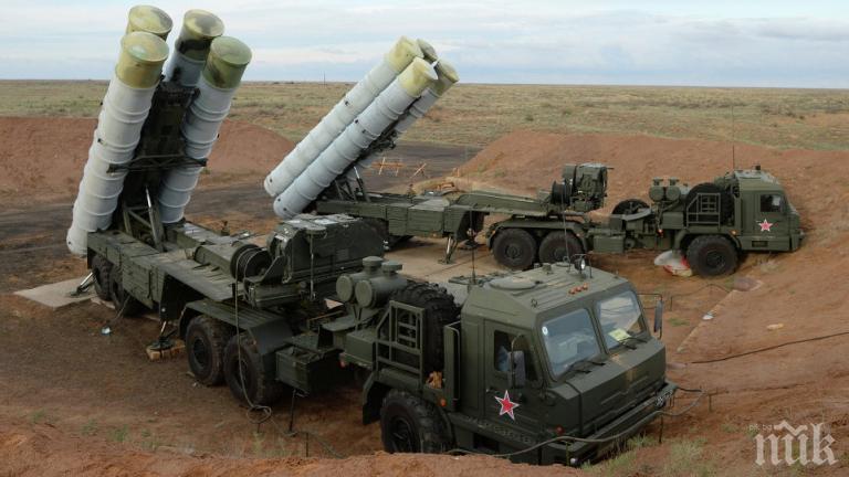 Турция непреклонна: Няма да се откажем от руските С-400