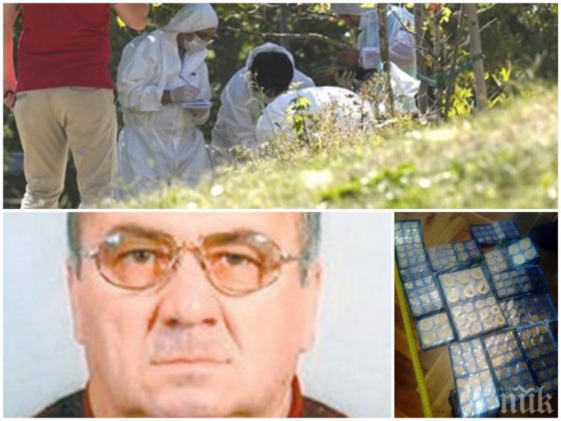 ОТ АРХИВИТЕ: Зърнен бос отвлечен, малтретиран и убит с два куршума край Ловеч