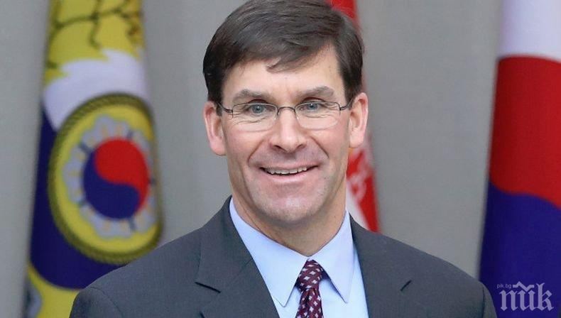 САЩ и Южна Корея отлагат съвместните военни учения