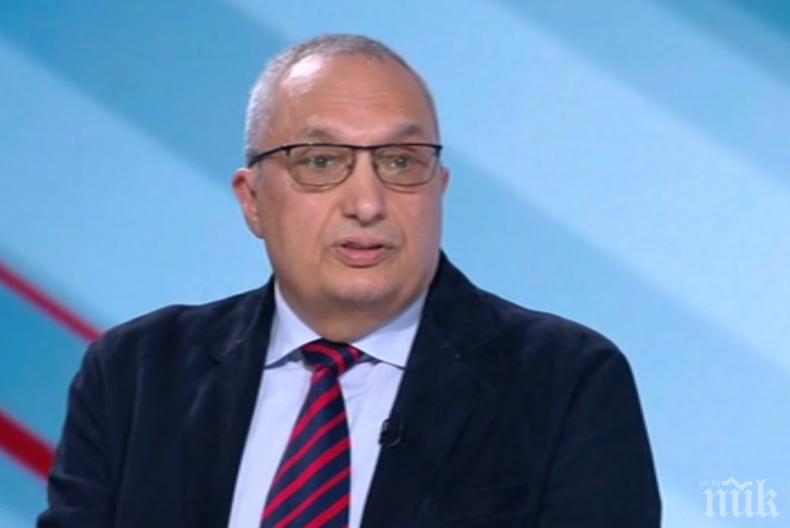Иван Костов: Г-н Недялков, Плевнелиев, Гешев и Цацаров казват, че се връщам в политиката (ОБНОВЕНА)