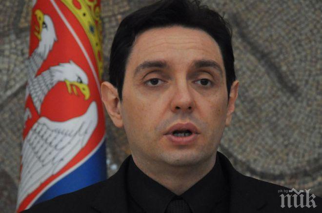 Александър Вулин: Сърбия може би е единствената страна на Балканите, която няма териториални претенции