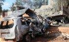 Най-малко 10 загинали и 35 ранени при авиоудар по сладкарски цех в Триполи
