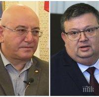 Емил Димитров - Ревизоро за номинацията на Цацаров: Всички бяха единодушни: Или  той, или не ни занимавай!