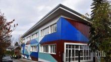 """Фандъкова се похвали: Завършва строителството на ново училище в """"Симеоново"""" (СНИМКИ)"""
