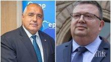 ПЪРВО В ПИК TV! Премиерът с първи думи за номинацията на Цацаров за шеф на КПКОНПИ (ОБНОВЕНА/ВИДЕО)