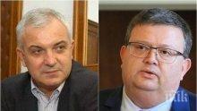 Явор Нотев за кандидатурата на Цацаров за шеф на КПКОНПИ: Той е доказал своя висок професионализъм, Радев е длъжен да подпише
