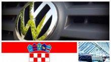 """САГАТА ПРОДЪЛЖАВА: Хърватия започва разговори с Меркел, иска завода на """"Фолксваген"""""""