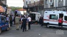 ДИВ ЕКШЪН: 11 ранени при стрелба в Одрин