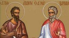СИЛНА ВЯРА: Този светец направил нещо уникално в името на Христос