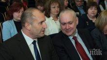 КОНСПИРАЦИЯ В ПИК: Борис Велчев съветвал Радев да не подписва за Гешев. Надвисва държавна криза. Президентът лансирал шефа на Конституционния съд за главен прокурор