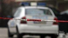 Две коли се потрошиха в центъра на Пловдив (СНИМКА)