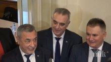 ИЗВЪНРЕДНО В ПИК TV: Патриотите на среща със зам.-министър Начева: Ще прекратим злоупотребата с фалшивите ТЕЛК решения