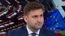 Андрей Новаков попиля Радан Кънев: Над нагона за повече лайкове стои България и интересът на народа