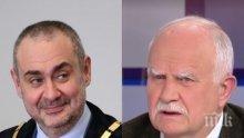 Уикилийкс: Борис Велчев клеветял вътрешни министри и бившия главен прокурор Никола Филчев пред чужди посланици