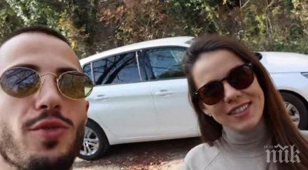 БАРОВЕЦ: Наум Шопов подари кола за 40 бона на годеницата си