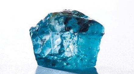 продадоха рядък син диамант милиона долара