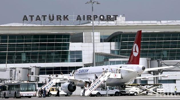 "Ердоган изрива истанбулското летище ""Ататюрк"""