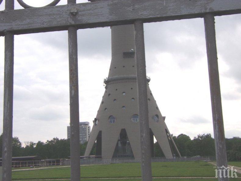 Заплашиха с бомба кулата в Останкино
