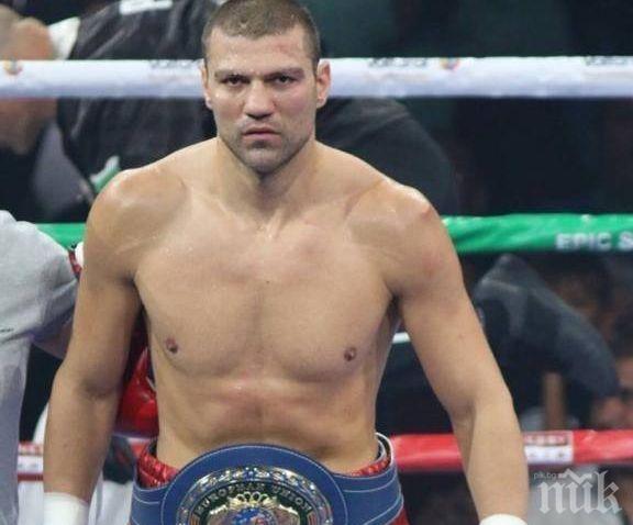 Тервел Пулев излиза срещу корав американец в Пловдив