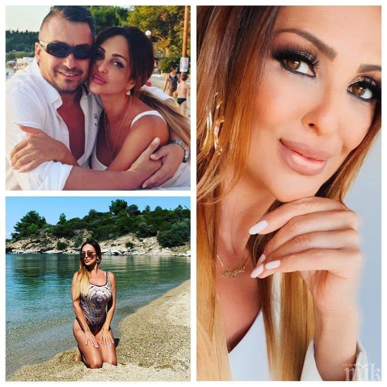 АРАБСКА ПРИКАЗКА: Новият любовник на Глория я глези в Оман (СНИМКИ)