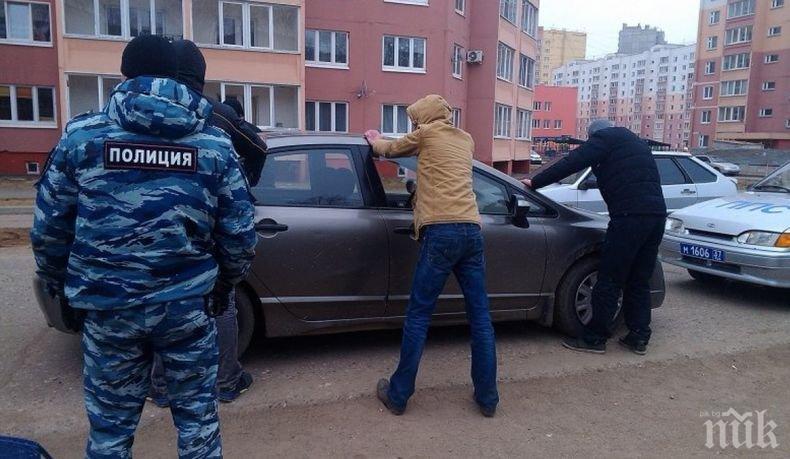 Руската полиция удари голяма нарколаборатория край Хабаровск