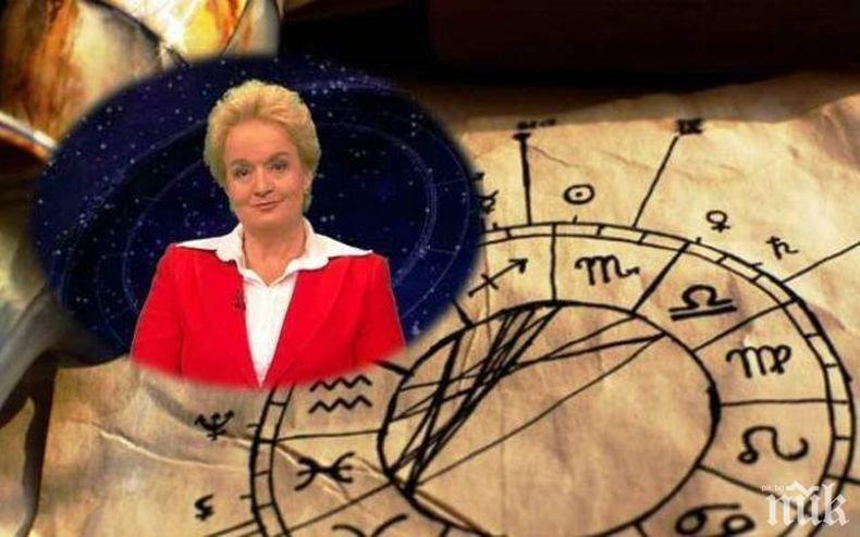 САМО В ПИК: Ексклузивен хороскоп на Алена за вторник - Овните и Лъвовете ще имат лош ден, Девите жънат успехи