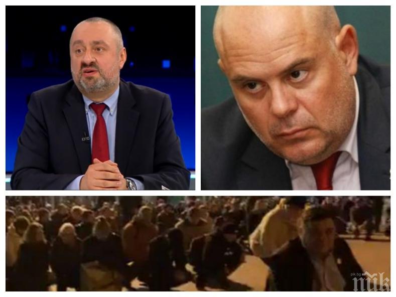Ясен Тодоров с горещ коментар за избора на нов главен прокурор: Извършва се абсолютно незаконен натиск върху държавния глава. Президентът е длъжен да издаде указ за Иван Гешев