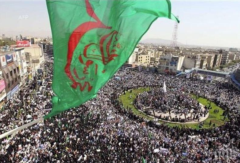 Властите във Франция притеснени от информациите за големия брой на жертви при протестите в Иран