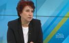 Вяра Церовска се оправдава за водния режим в Перник, била направила твърде много за града