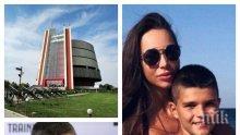 ПЪРВО В ПИК: Валери Божинов стана спонсор на плевенската Панорама (СНИМКИ)