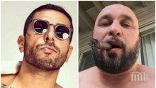 Стоте кила се разчувства: Мишо Шамара значеше много за мен, но... обърна палачинката
