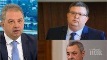 НОВИ ПОСТОВЕ: Борис Ячев за протестите срещу Валери Симеонов и избора на Сотир Цацаров за шеф на КПКОНПИ: ВСС показа независимост