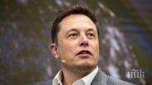 """Богатството на Илон Мъск се срина заради бронирания пикап на """"Тесла"""""""