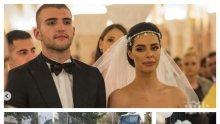 БЕЛГРАД НЕ СПА: Цеца Великович вдигна сватба за 100 хил. евро - синът на Аркан си купи булка за € 20 хил. (СНИМКИ+ВИДЕО)