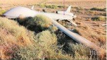 САЩ загубиха дрон над Триполи
