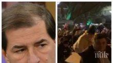 САМО В ПИК: Борислав Цеков с тежък коментар за трите файтона с лампите срещу Гешев и воя на соросоидите! Кой сравни шайката пред президентството с героите от Априлското въстание