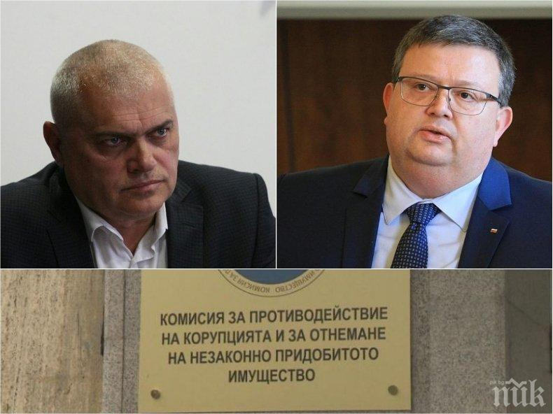 Валентин Радев за новия шеф на КПКОНПИ: Цацаров ще направи необходимото и ще извади комисията от тази летаргия