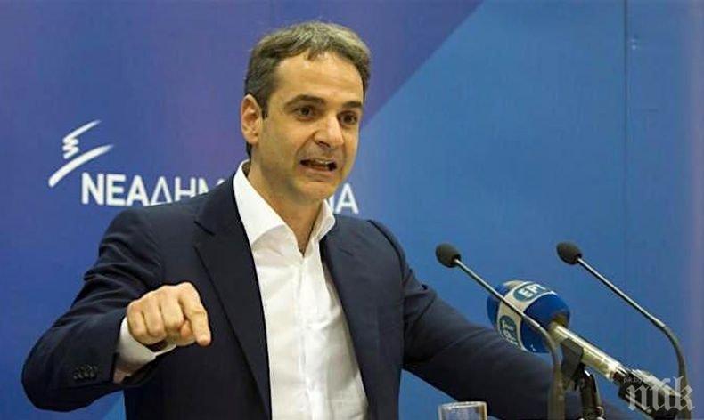 Мицотакис: Европа не може да бъде изнудвана по отношение на миграцията