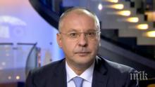 Сергей Станишев за Ламбо: От теб ще помним, че да си Голям не е толкова тежка задача, ако го правиш със сърце