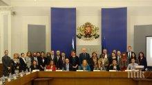 Вицепремиерът Марияна Николова за Конвенцията на ООН за правата на детето: Това е безпрецедентен международен акт