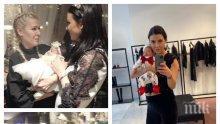 СВЕТСКА ПРЕМИЕРА: Гала и Глория орисаха дъщерята на Деси Цонева (ВИДЕО)